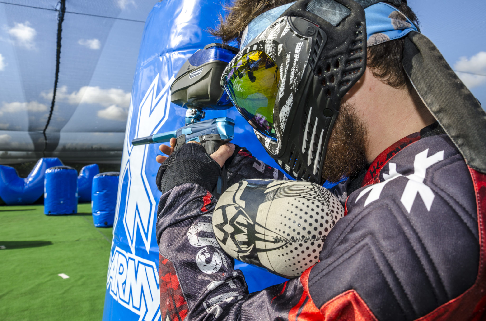 Competition Paintball