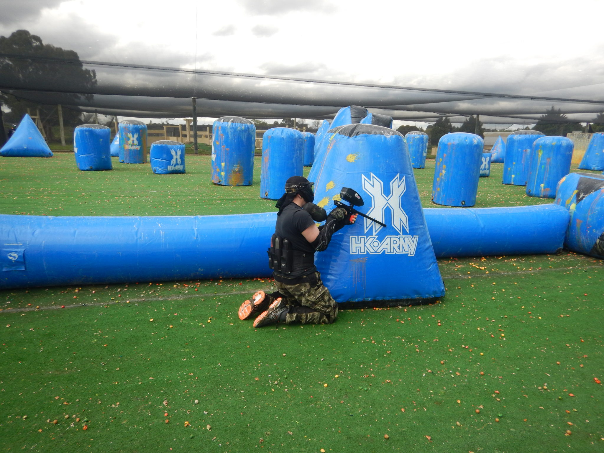 Melbourne Paintball League : Round 1 update