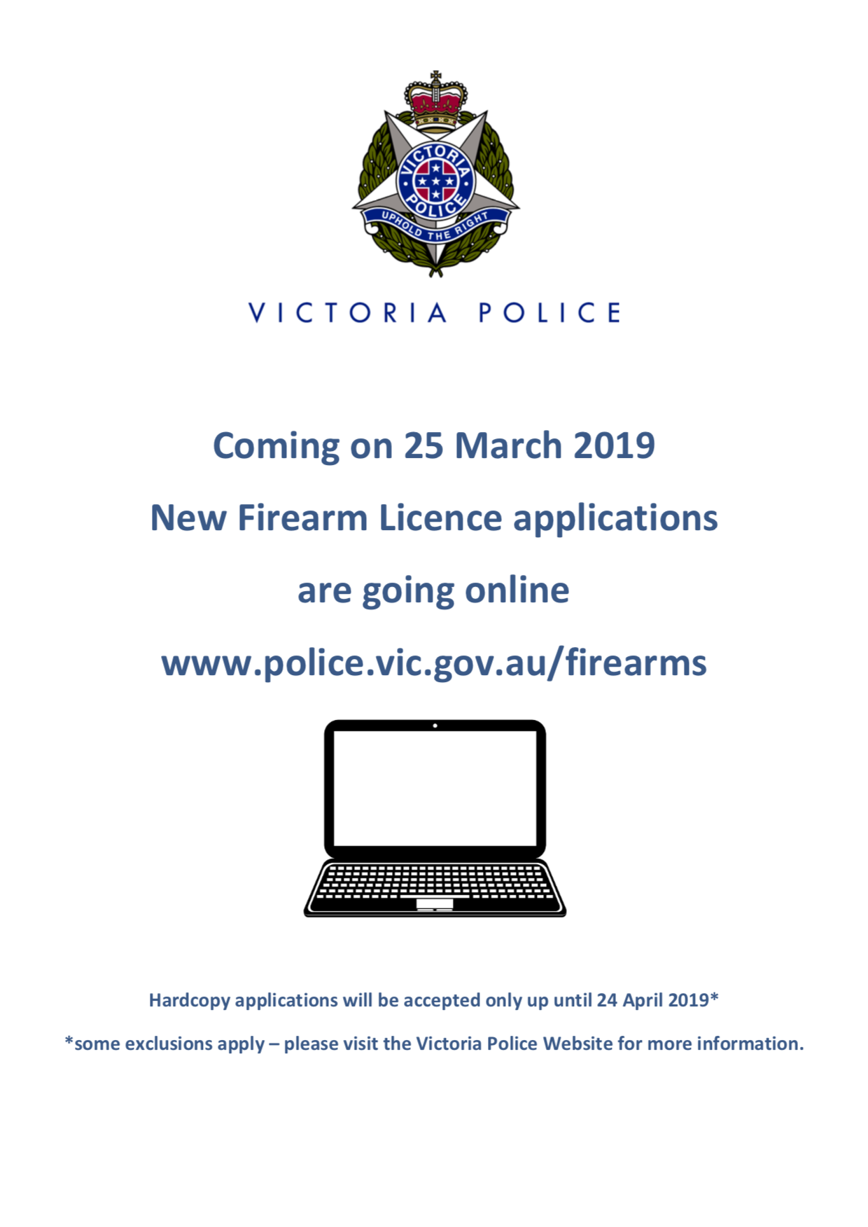Changes to Paintball Licensing Rules in Victoria
