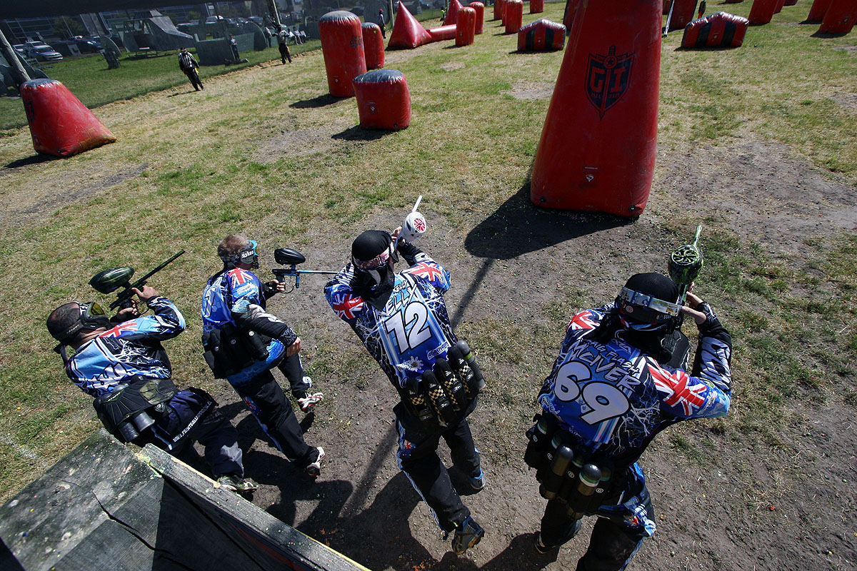 Melbourne Paintball Tournament Breakout
